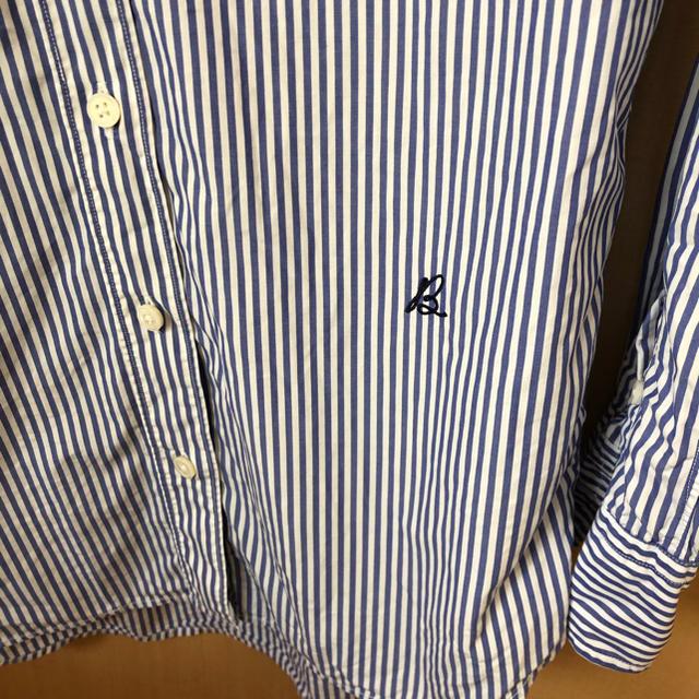 MADISONBLUE(マディソンブルー)の【muchoms様専用】マディソンブルー ストライプシャツ チェックシャツ レディースのトップス(シャツ/ブラウス(長袖/七分))の商品写真
