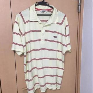 テンダーロイン(TENDERLOIN)のTENDER LOIN ボーダーシャツ ポロシャツ XL (ポロシャツ)