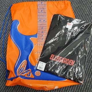 ワンオクロック(ONE OK ROCK)のELLEGARDEN フジロック Tシャツ XL 黒(Tシャツ/カットソー(半袖/袖なし))