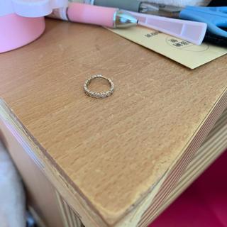 ピンキーリングハート(リング(指輪))