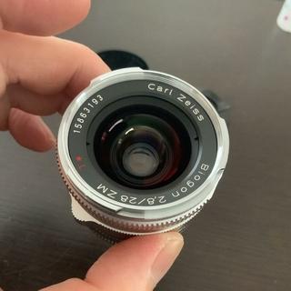 ライカ(LEICA)のCarl Zeiss Biogon T*2.8/28ZM(レンズ(単焦点))