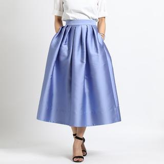 バーニーズニューヨーク(BARNEYS NEW YORK)のSHE tokyo スカート(ロングスカート)
