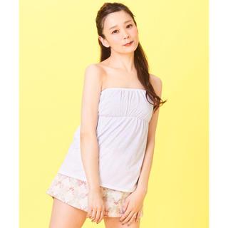 ウンナナクール(une nana cool)のベアトップシャツ【新品未使用】(アンダーシャツ/防寒インナー)