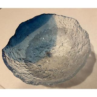 トウヨウササキガラス(東洋佐々木ガラス)の佐々木ガラス  大鉢皿(食器)