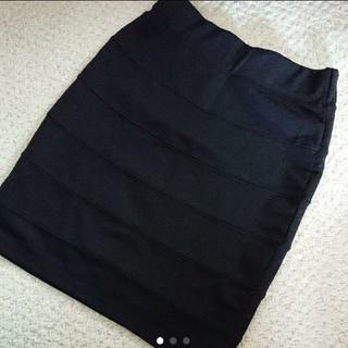エムズエキサイト(EMSEXCITE)のEMS EXCITE☆タイトスカート(ひざ丈スカート)