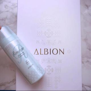 アルビオン(ALBION)のアルビオン 頭皮日焼け止め♡ヘアトリートメント 新品送料無料☺︎(トリートメント)
