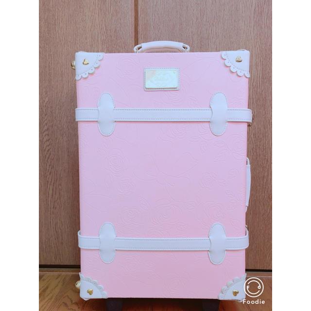 LIZ LISA(リズリサ)のリズリサ*キャリーバッグ レディースのバッグ(スーツケース/キャリーバッグ)の商品写真