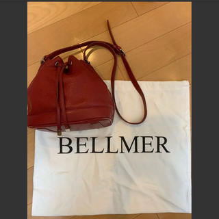 デミルクスビームス(Demi-Luxe BEAMS)のBEAMS購入 BELLMER巾着ショルダーバッグ(ショルダーバッグ)