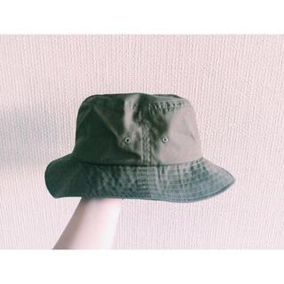 ムジルシリョウヒン(MUJI (無印良品))の無印良品 バケットハット カーキ 帽子(ハット)