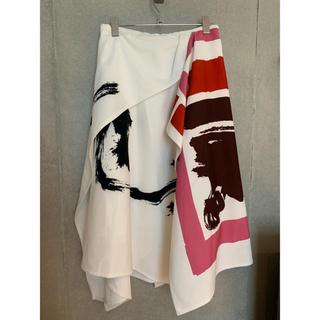 アメリヴィンテージ(Ameri VINTAGE)のAmeri  Vintage  ラップスカート☆(ひざ丈スカート)