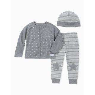 カルバンクライン(Calvin Klein)のカルバンクライン ベビー服 3点セット 65㎝(ロンパース)