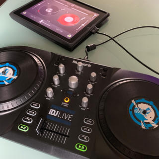iDJ LIVE Numark DJコントローラー(DJコントローラー)