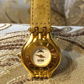 エムシーエム(MCM)のMCM レディース 腕時計 送料込み♪(腕時計)