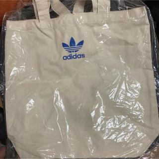 アディダス(adidas)の新品Adidasノベルティトートバッグ(ノベルティグッズ)