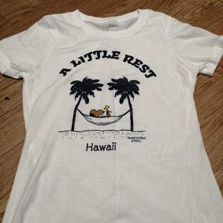 スヌーピー(SNOOPY)のハワイ限定スヌーピー😗Tシャツ(Tシャツ(半袖/袖なし))