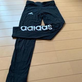 アディダス(adidas)の140 adidas アディダス スポーツレギンス(パンツ/スパッツ)
