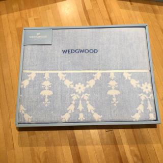 ウェッジウッド(WEDGWOOD)のウェッジウッドタオルケット(その他)