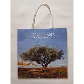 ロクシタン(L'OCCITANE)のL'OCCITANE 紙袋(ショップ袋)