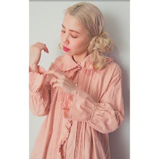 ロキエ(Lochie)の❣️【SMILE embroidery dress】❣️ ピンク(ロングワンピース/マキシワンピース)