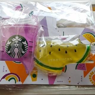 スターバックスコーヒー(Starbucks Coffee)のスタバ 保冷剤 新品未使用(日用品/生活雑貨)