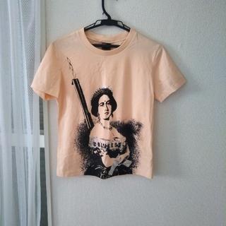 ディーゼル(DIESEL)のディーゼル半袖Tシャツ美品(Tシャツ(半袖/袖なし))