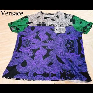 ヴェルサーチ(VERSACE)のVersace ハイブランド 正規品 正規店購入 メンズ Tシャツ(Tシャツ/カットソー(半袖/袖なし))