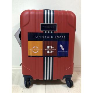 TOMMY HILFIGER - 【新品、未使用】トミー TOMMY スーツケース  機内持ち込みサイズ ハード