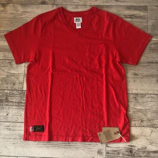 ダブルタップス(W)taps)のWtaps V TEE(Tシャツ/カットソー(半袖/袖なし))