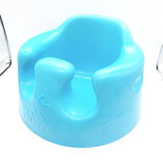 バンボ(Bumbo)の Bumbo バンボ ベビー チェア  ブルー 椅子 子供用 男の子 女の子(その他)