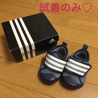 アディダス(adidas)のアディダス ベビー ファーストシューズ(スニーカー)