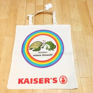 ビームス(BEAMS)の新品 KAISER'S ドイツのスーパーのエコバッグ (エコバッグ)