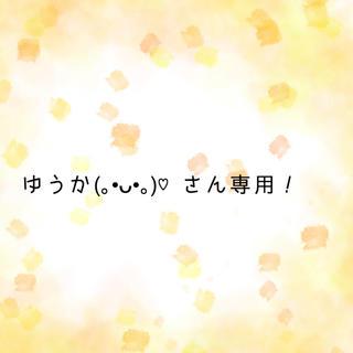 ゆうか(。•ᴗ•。)♡さん専用ページ(クリアファイル)