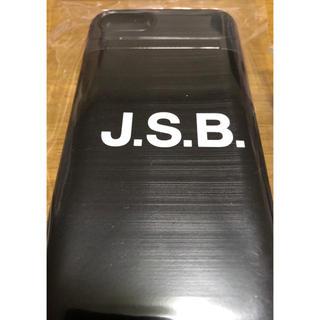 サンダイメジェイソウルブラザーズ(三代目 J Soul Brothers)のjsb iPhone ケース 7.8専用(iPhoneケース)