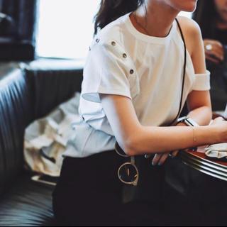 ドゥロワー(Drawer)のクローバー様専用☆ナンバーコード Tシャツ(Tシャツ(半袖/袖なし))