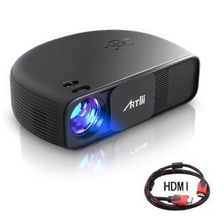 LEDプロジェクター 3300ルーメン 1080P hd対応(プロジェクター)