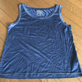 ジュンコ シマダ パート2 タンクトップ(Tシャツ(半袖/袖なし))