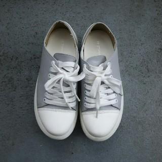 ウィゴー(WEGO)の厚底靴(ローファー/革靴)