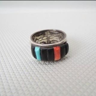ray adakai レイアダカイ アクセサリー リング インレイ 指輪(リング(指輪))