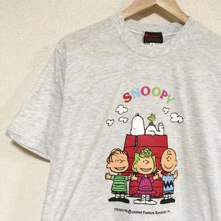 スヌーピー(SNOOPY)の新品・タグ付き◎スヌーピーTシャツ♪(Tシャツ(半袖/袖なし))
