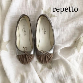 レペット(repetto)のレペット パンプス フラットシューズ 35(ハイヒール/パンプス)