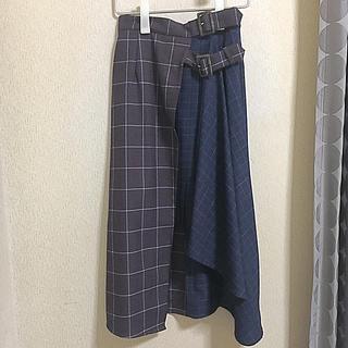 レディアゼル(REDYAZEL)のREDYAZEL 変形スカート(ひざ丈スカート)