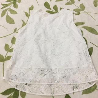 イッカ(ikka)の試着美品 ikka ブラウス(シャツ/ブラウス(半袖/袖なし))