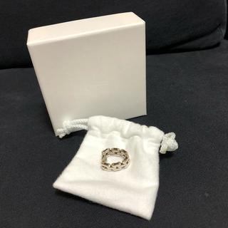 ロンハーマン(Ron Herman)のLAVER シルバーリング ロンハーマン購入 箱、保存袋付き(リング(指輪))