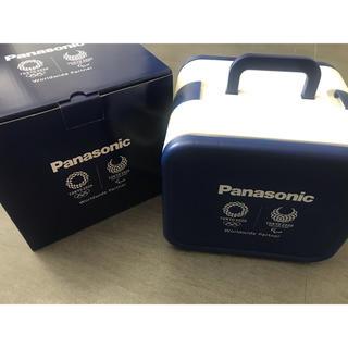 パナソニック(Panasonic)のレア!!東京オリンピック2020 パナソニック クーラーボックス テーブル(記念品/関連グッズ)