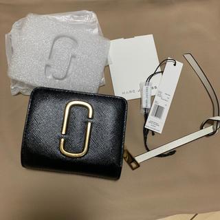 マークジェイコブス(MARC JACOBS)の美品 マークジェイコブ 二つ折り財布(財布)