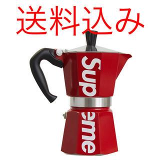 シュプリーム(Supreme)のSupreme 19SS BIALETTI Moka Express Red(エスプレッソマシン)