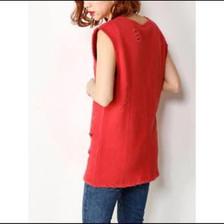 スライ(SLY)のSLY★クラッシュTシャツ(Tシャツ(半袖/袖なし))