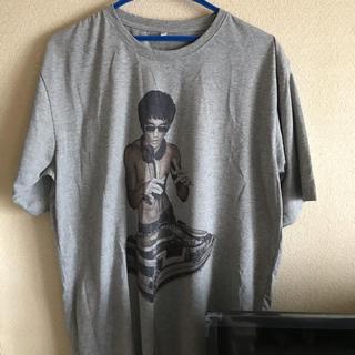 ブルースリー 李小龍Tシャツ(Tシャツ/カットソー(半袖/袖なし))