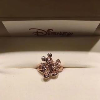 ディズニー(Disney)のケイウノ  ディズニーリング ミッキー(リング(指輪))