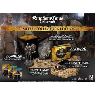 PS4 海外版 キングダムカムデリバランス コレクターズエディション(家庭用ゲームソフト)